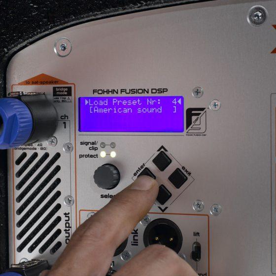 XS-30 Panel control