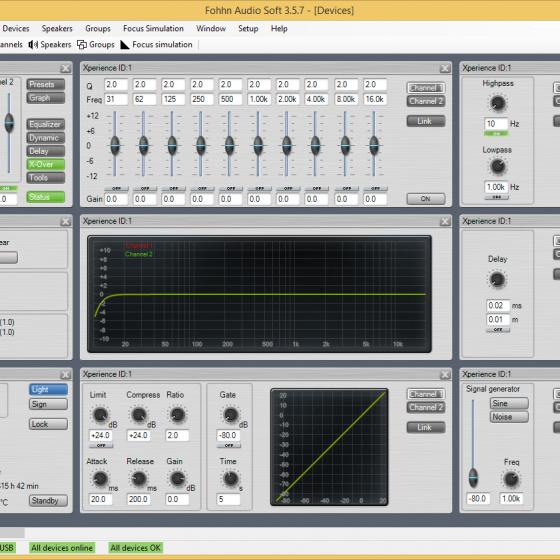 Fohhn AudioSoft